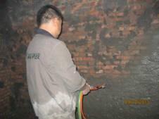 砖墙渗漏治理